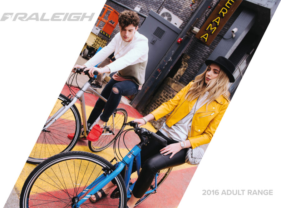 Raleigh adult