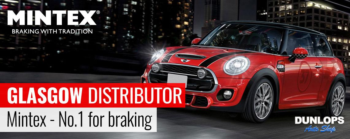 mintex braking