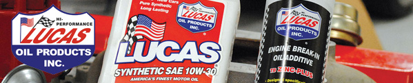 lucas Car Oils & Fluids